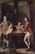 Pompeo Batoni Watkins Williams - Mr. Wei En, Baron quasi-IV china oil painting reproduction