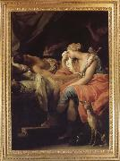 Pompeo Batoni Meiliaige s death china oil painting reproduction