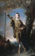 Sir Joshua Reynolds the brown boy china oil painting reproduction