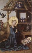 Stefan Lochner Adoration of Christ china oil painting reproduction
