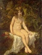 Thomas Couture Little Bather china oil painting reproduction