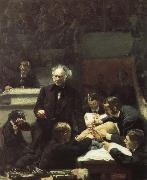 Thomas Eakins Gross doctor's clinical course china oil painting reproduction