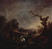 Thomas Gainsborough Sunset china oil painting reproduction