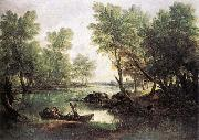 Thomas Gainsborough River Landscape china oil painting reproduction