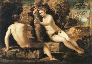 Tintoretto adam and eve china oil painting reproduction