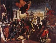 Tintoretto Slave miracle china oil painting reproduction