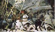 UCCELLO, Paolo Battle of San Romano china oil painting reproduction