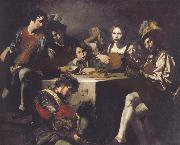 VALENTIN DE BOULOGNE The Concert china oil painting reproduction
