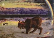 William Holman Hunt the scapegoat china oil painting reproduction
