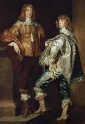 anthonis van dyck lorderna john och bernard stuart china oil painting reproduction