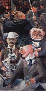 george grosz the pillars of society china oil painting reproduction