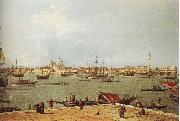 unknow artist from St. Joe Qiaojiouma overlooking St. Mark's Inner Harbor china oil painting reproduction