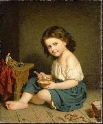 Amalia Lindegren Frukosten china oil painting reproduction
