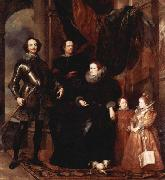 Anthony Van Dyck Genoan hauteur from the Lomelli family, china oil painting reproduction