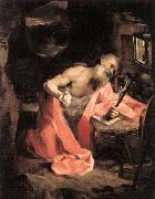 BAROCCI, Federico Fiori St Jerome china oil painting reproduction
