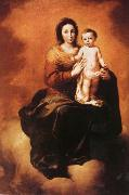 Bartolome Esteban Murillo Virgin and the Son china oil painting reproduction