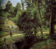 Camille Pissarro Metaponto quarries Schwarz china oil painting reproduction