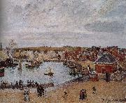 Camille Pissarro port china oil painting reproduction