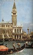 Canaletto Return of the Bucentoro to the Molo on Ascension Day china oil painting reproduction