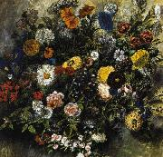 Eugene Delacroix Bouquet of Flowers china oil painting reproduction