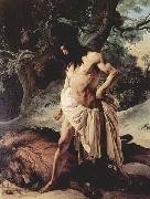 Francesco Hayez Samson and the Lion china oil painting reproduction