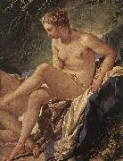Francois Boucher Diana Resting after her Bath china oil painting reproduction