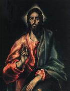 GRECO, El Christ c china oil painting reproduction