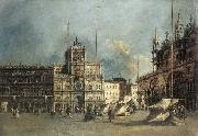 GUARDI, Francesco The Torre del'Orologio china oil painting reproduction