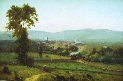George Inness The Lackawanna Valley china oil painting reproduction