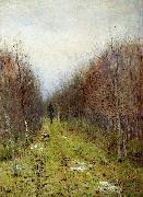 Isaac Levitan Autumn Landscape china oil painting reproduction