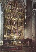 JORDAN, Esteban Main Altar c china oil painting reproduction