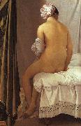 Jean Auguste Dominique Ingres La Grande baigneuse china oil painting reproduction