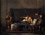 Jean Baptiste Greuze Septimius Severus and Caracalla china oil painting reproduction