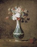 Jean Baptiste Simeon Chardin Carnation flowers china oil painting reproduction