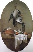 Jean Baptiste Simeon Chardin Duck bowl and olive oil china oil painting reproduction