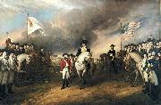 John Trumbull Surrender of Lord Cornwallis china oil painting reproduction