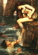 John William Waterhouse The Siren china oil painting reproduction