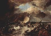Joseph Mallord William Turner Calais Pier china oil painting reproduction