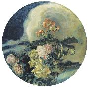 Mikhail Vrubel Yellow Roses, china oil painting reproduction