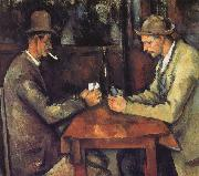 Paul Cezanne cards were china oil painting reproduction