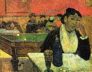 Paul Gauguin Night Cafe at Arles china oil painting reproduction