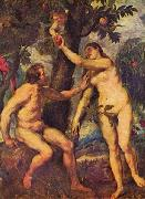 Peter Paul Rubens The Fall of Man china oil painting reproduction