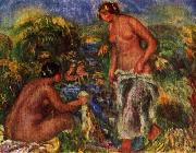 Pierre-Auguste Renoir Women Bathers, china oil painting reproduction