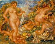Pierre-Auguste Renoir Bathers, china oil painting reproduction