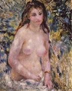 Pierre-Auguste Renoir Nude In The Sun, china oil painting reproduction