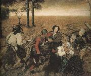 Pieter Bruegel Robbery of women farmers china oil painting reproduction