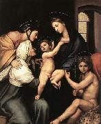 RAFFAELLO Sanzio Madonna dell'Impannata china oil painting reproduction