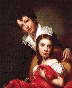 Rembrandt Peale Michaelangelo and Emma Clara Peale china oil painting reproduction