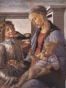 Sandro Botticelli Our Lady of the Son and the Angels china oil painting reproduction