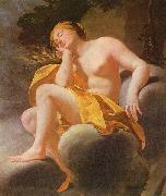 Simon Vouet Sleeping Venus china oil painting reproduction